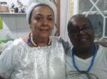 Mãe Tânia de Yansã e Jorge Zulu
