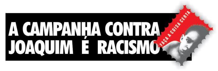 campanha contra barbosa é racismo