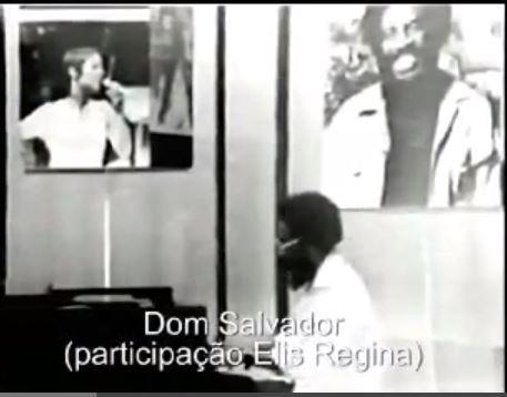 Dom Salvador e Elis Regina