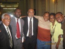 2010.05.24 Ao Centro, Dr. Oliveira, representação do Movimento Negro na Segurança Pública Estadua