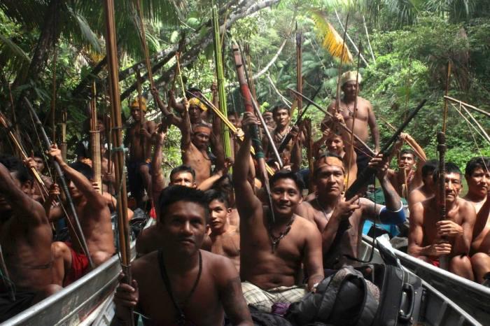 Foto publicada em-MOVIMENTO INDÍGENA DE RENOVAÇÃO E REFLEXÃO DO ESTADO DO AMAZONAS (MIRREAM)