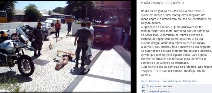 9 de fevereiro de 2010 no Flamengo