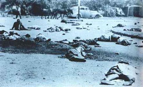 Massacre de Sharpeville-13 de março 1960