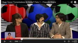 Praça da Alegria-Programa Humorístico de Portugal