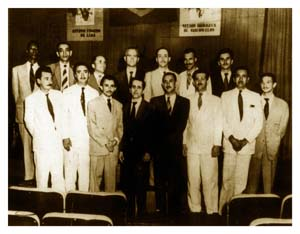 Bancada PCB 1946