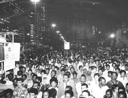 marcha negra de 1988