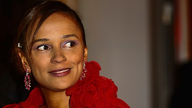 Isabel dos Santos, Africa's Richest Woman (Photo credit: Bruno Fonseca/EPA/Newscom)