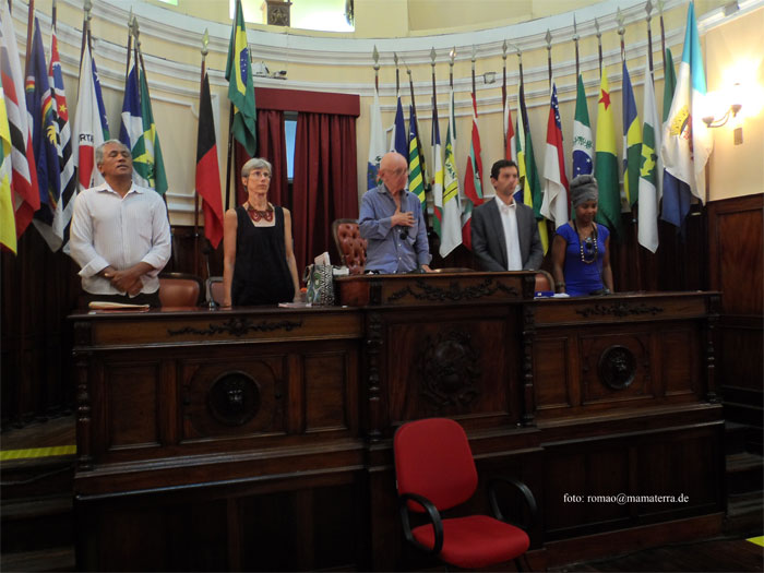 Câmara de Vereadores de Niterói 28.11.2014