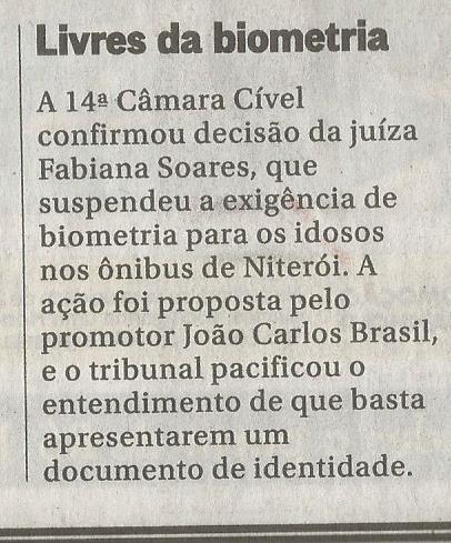Fonte: Coluna Gilson Monteiro-21.12.2014