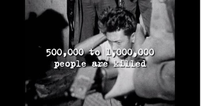 500 mil a um milhão de mortos na Indonésia