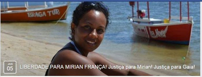 Miriam França grupo de apoio