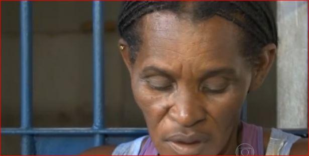 Benedita Conceição dos Santos, de 63 anos