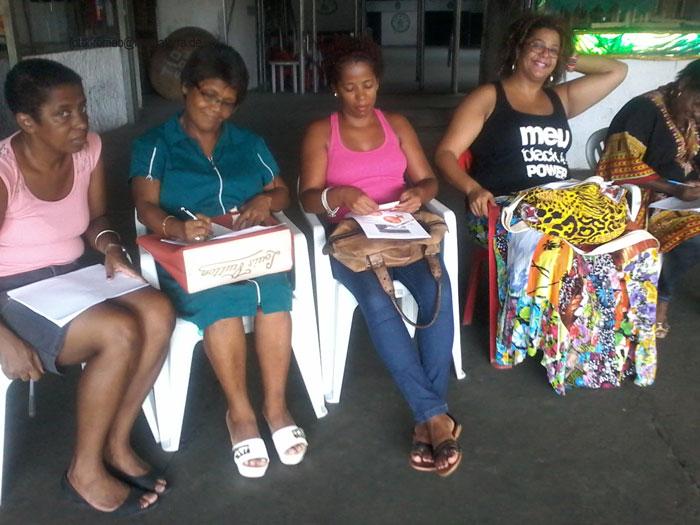 Encontro no Cubango - Niterói