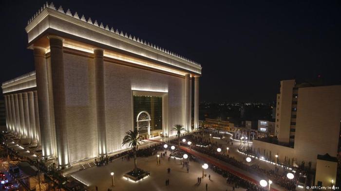 o templo da IURD