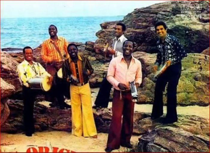 Mussum nos tempos dos Originais do Samba