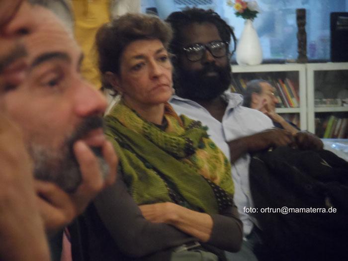 Diretor, Produtora, Damião(representante Quilombo Pedra do Sal)