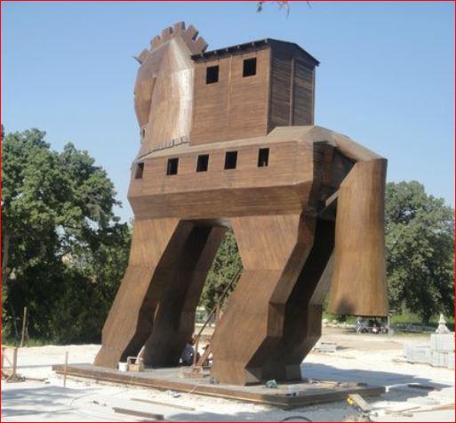 O Cavalo da Troika