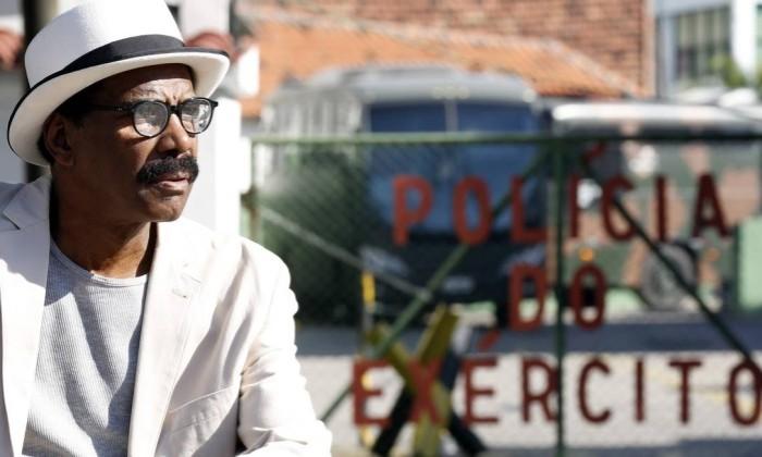 """Dom Filó, da equipe Soul Grand Prix, foi levado encapuzado ao DOI-Codi, na Tijuca, em 1976: """"Perguntavam onde estava o US$ 1 milhão"""" - Agência O Globo / Gustavo Miranda/17-06-2015"""