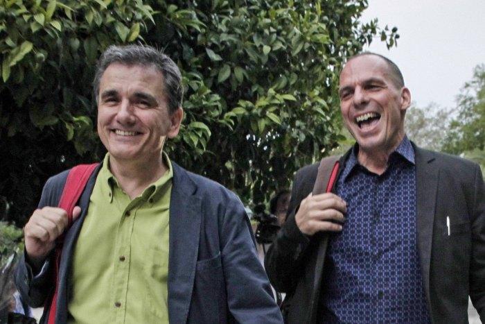Euklides Tsakalotos: Ministro de Finanças sem gravatas e sem barulho @dpa