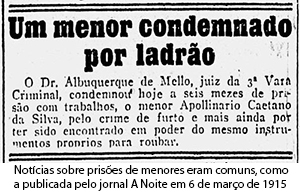 menor condenado 1926