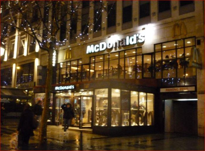 McDonalds - Champs Elysees