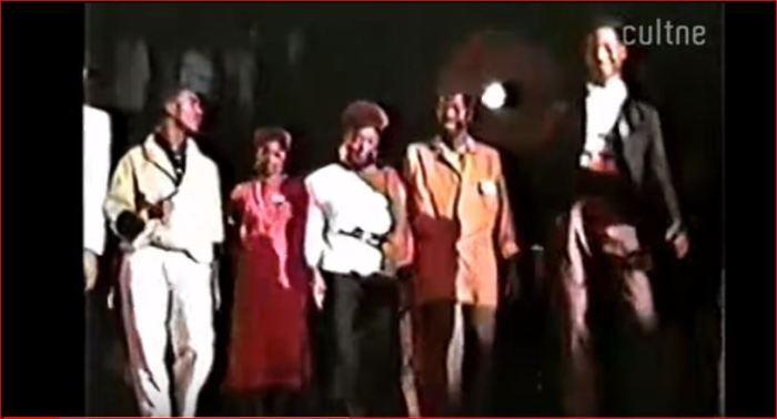 Comemoração com Charme, nos anos 80 produzida por dom Filó