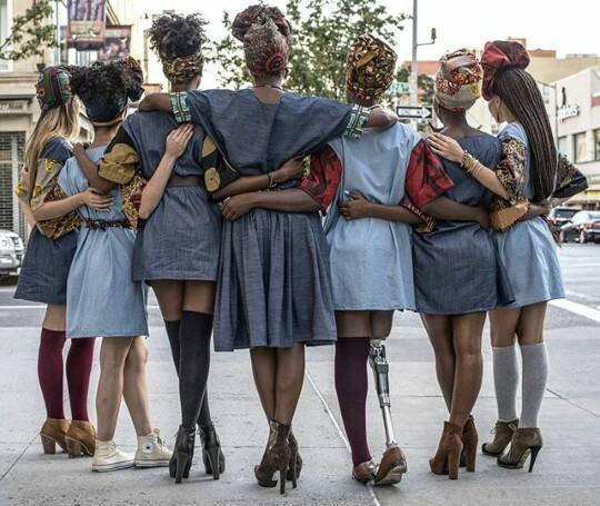 Meninas do Hip Hop foto Christiane Odara