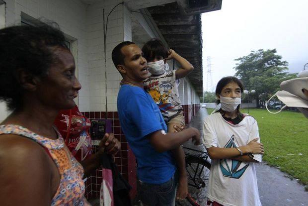 Crédito das fotos: Jornal A Tribuna/Santos