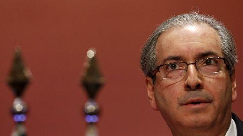 Eduardo Cunha, Präsident der grossen Kammer des brasilianischen Parlaments. (Bild: Nacho Doce / Reuters)