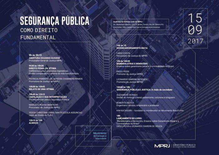 Segurança Pública como direito fundamental