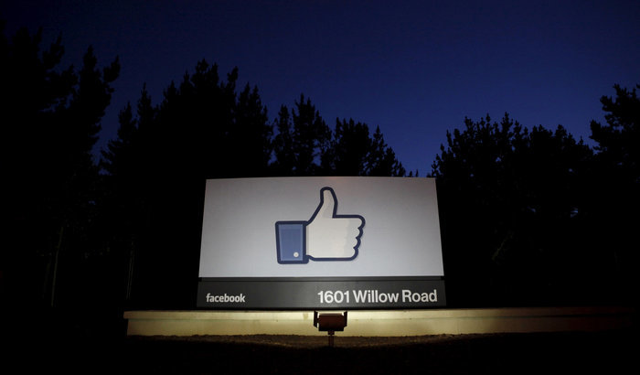 armadilha do facebook